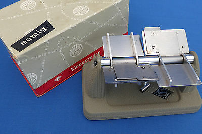 Eumig film Splicer for 8mm  (H)