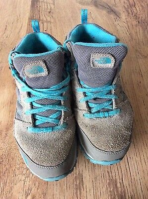 kids walking boots size 13.5 North Face
