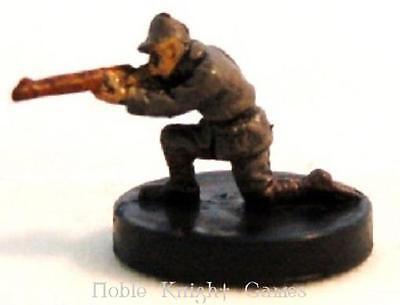 WOTC Axis & Allies Counter Offensive Croatian Infantry SW