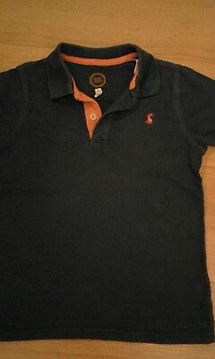 Boys Joules Polo T-shirt.  Age 6 years