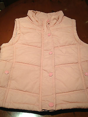 Pumpkin Patch Pink Girls puffer jacket 11 years