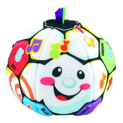 Fisher Price Baby Toy Musical Singin Soccer Ball Kids Toddler Christmas Gift