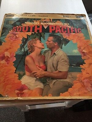 Roger & Hammerstein's 1958 South Pacific Soundtrack Record LP
