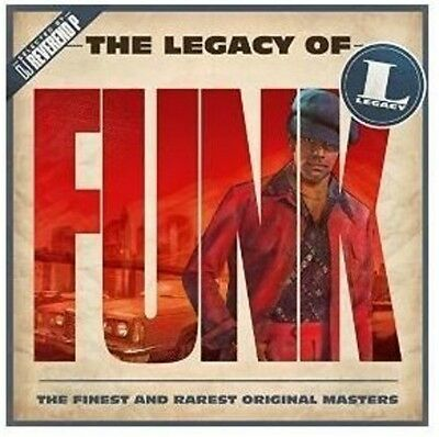 Various Artists - Legacy Of Funk / Various [New CD] UK - Import