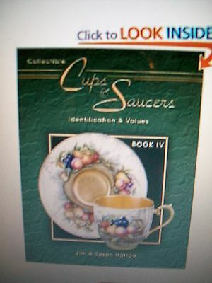 VINTAGE / ANTIQUE CUPS & SAUCER PRICE GUIDE COLLECTORS BOOK TEA COFFEE Dynasty