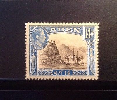 Small Aden Stamp Collection