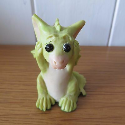 1992 Pocket Dragon Titled Oops !  Figure By Real Musgrave