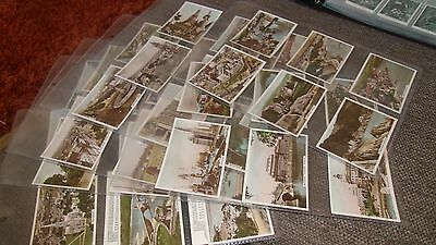 Ardath - Real Photographs Series 4-Cv4 (Views) F/set Lf44 Cigarette Cards - 1939