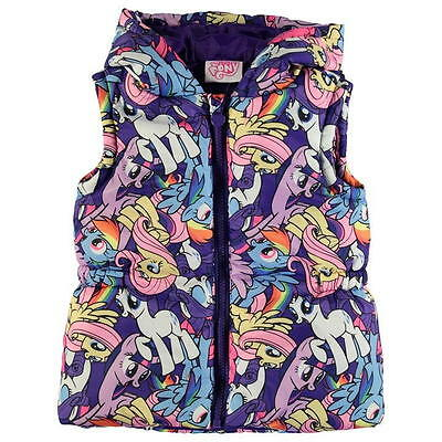 Character Gilet Infant Girls My Little Pony SIZE/3-4 YRS