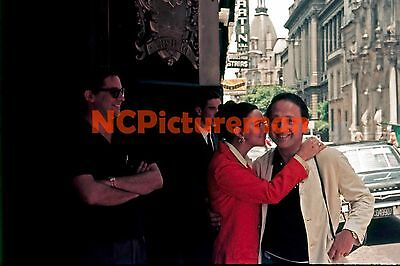 """1960's Elizabeth Taylor and Escorts NEW 5"""" x 7"""" Photograph from period slide"""