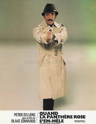 Peter Sellers The Pink Panther Strikes Again 1976 Vintage Lobby Card #7