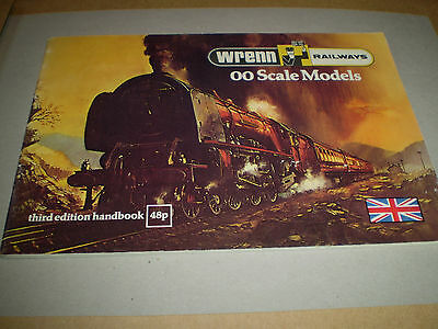 WRENN MODEL RAILWAYS TOY CATALOGUE UNDATED UK 3rd EDITION+P/LI EXCELLENT FOR AGE