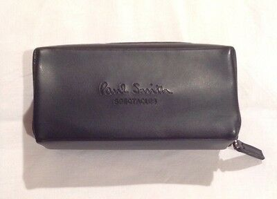 Used Paul Smith Spectacles / Glasses Case - Black - Zip