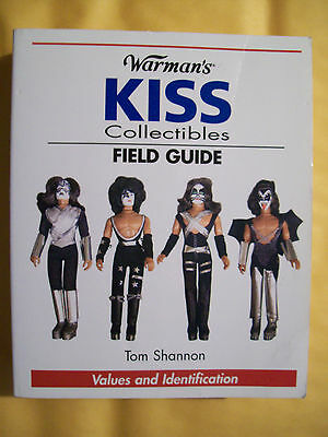 Kiss Rock Band Price Guide Collector's Book