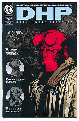 Dark Horse Presents 89 1994 NM Mike Mignola Hellboy