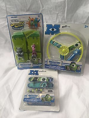 Monsters University Bundle Brand New