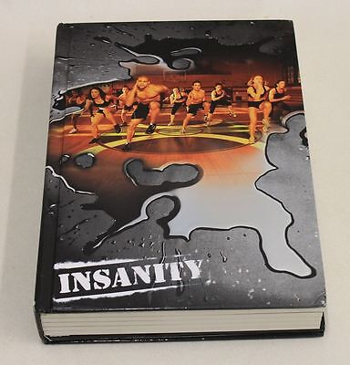 BEACHBODY Insanity Complete 10-Disc DVD Workout Set Fitness Program Manual