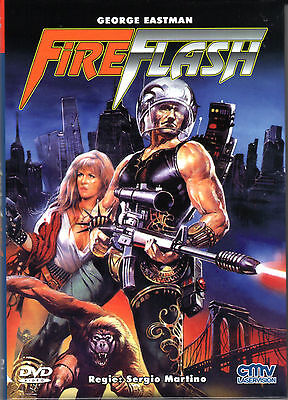 Fireflash , 2019 : After the Fall of New , small hardbox edition , uncut , new