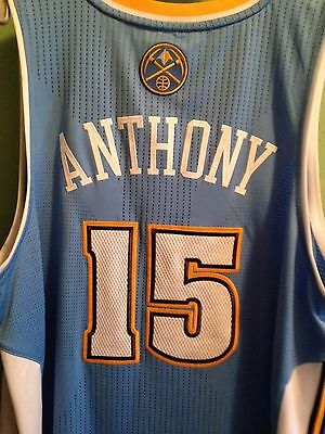 Jersey NBA Nuggets Limited edition Adidas Rev30 Procut Carmelo Anthony Size L