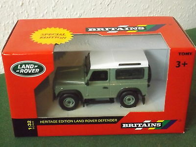 Britains  1;32 Scale Heritage Edition Landrover Defender  New    Boxed