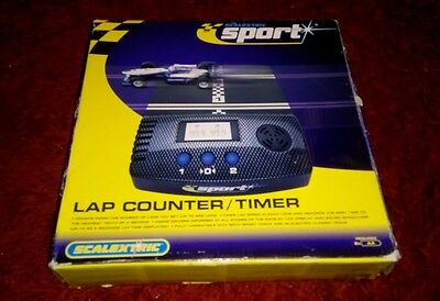 Scalextric sport digital lap counter