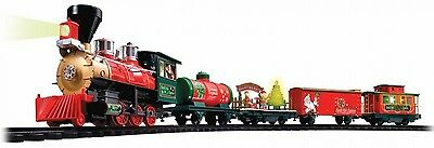 North Pole Express Train Play Set Wireless Remote Control Christmas Gift Kids