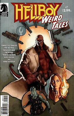 Hellboy Weird Tales 7 Dark Horse 2004 NM