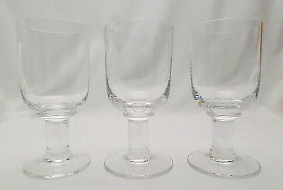Dartington FT33 Vintage Victoria Goblets – Set of Three