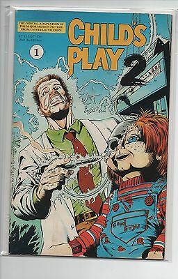 Child´s Play 2 #1 // Official Movie Adaption // FN+