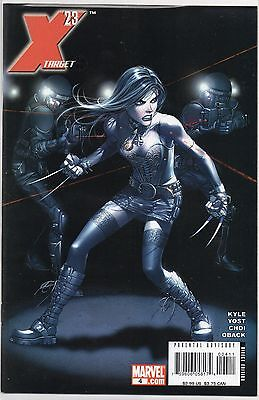 X-23: Target X #4 // 1st printing // Early New Wolverine // NM-