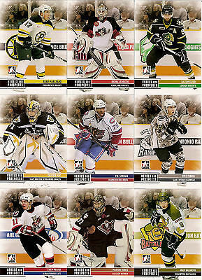 NHL Tradingcard Set – 2009-10 ITG Heroes & Prospects – 150 Cards