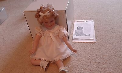 Little Miss Shirley Temple Danbury Mint Doll