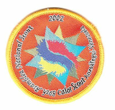 National Conference Adults 2002 - Scouts Venezuela