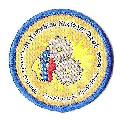 National Conference Adults 2004 - Scouts Venezuela