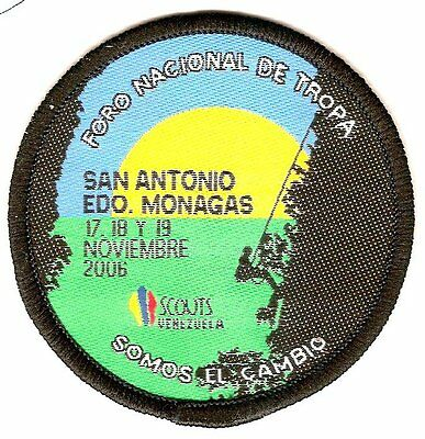 National Conference Young 2006 - Scouts Venezuela