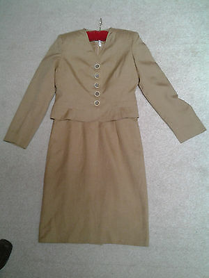 Jaeger dress and jacket size 8/10
