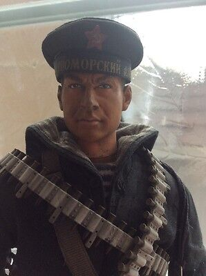 DRAGON DID Action Man Soviet Russian Sailor Ww2