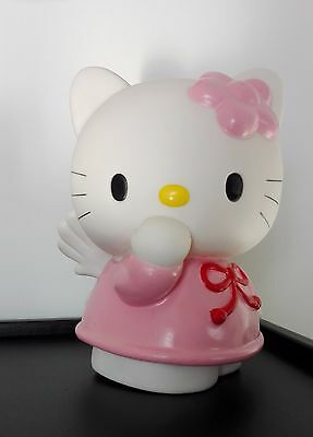 Grande tirelire HELLO KITTY en résine 20 cm