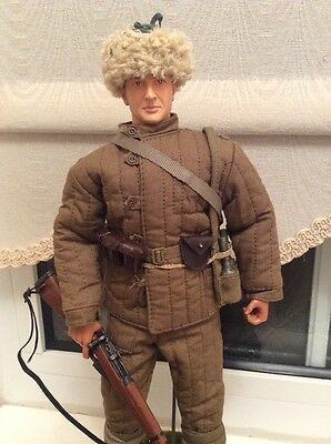 Dragon Action Man Soviet Russian Solider Ww2 1/6 Berlin 1945