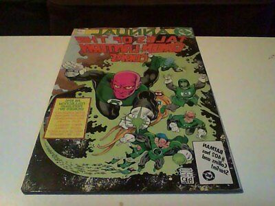 DC Tales of the Green Lantern Corps, Annual #2, 1986, Alan Moore