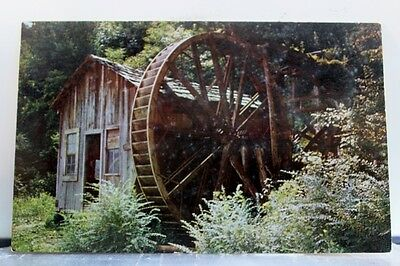 Scenic Southern Mountain Mill Postcard Old Vintage Card View Standard Souvenir