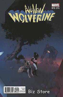 All New Wolverine #15 (2016) 1St Printing Bengal Connecitng Variant Cover C