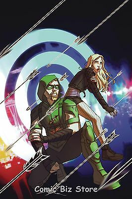 Green Arrow #12 (2016) 1St Printing Bagged & Boarded Dc Universe Rebirth