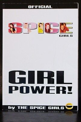 Spice Girls - Girl Power By The Spice Girls - Official Publication - 1997