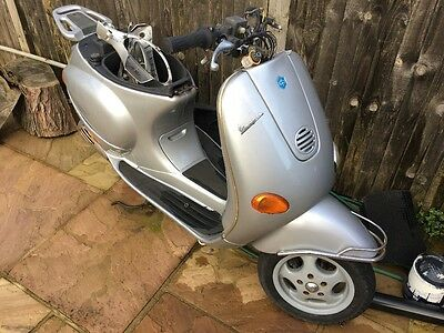 Vespa Scooter for Spare Parts