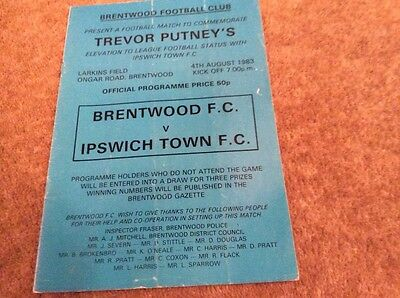 lpswich signed friendly programme
