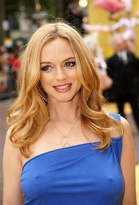 w2 Heather Graham #3 12x8inch approx A4 glossy photo