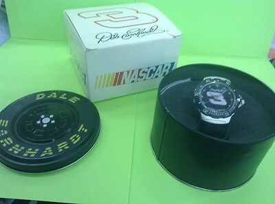 Dale Earnhardt #3 watch New In Collector Tin