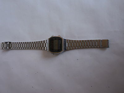 Vintage Digital Watch (A) Collectable