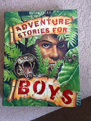 """Book For Boys """"Adventure Stories For Boys"""""""